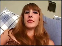 Suzanna gets her cock special and takes damn good care of it