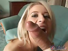Anastazie has nice tits and pumps that hard cock for pleasure