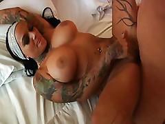 Hot Tattooed German Girl Gets Fucked