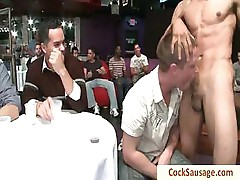 Fifthy guys and one gay sausage by cocksausage