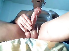 Wonderfull masturbating and big orgasm..!!!