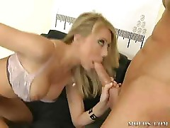 Shawna Lenae - Blows A Large Dick