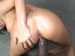Rampant Juelz Ventura gets pounded up her pink taco