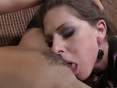Babe Rachel Roxx eats out Jadra Holly's dripping pit