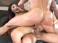 Having fun with cock