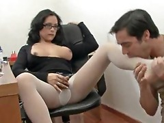 Transsexual Babe enjoying fucking