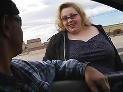 Big dick in her fat ass