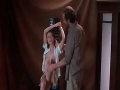 Sexy ALyssa Milano in eritic movie scene scene