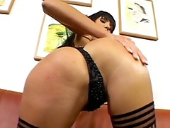 Double anal penetration porn stars