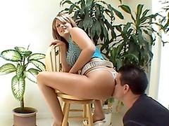 Hot anal sex scene