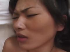 Hot busty babe sucks and fucks