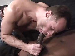 Black on white gay sex