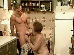 Hardcore mature grandma porno