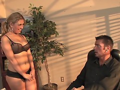 Aubey addams got extra oral-job Pleasure work