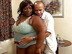 Chocolate Nights is just as creamy and delicious as her name suggests.  A curvaceous beauty is giving Boy the royal treatment, sucking onto his impres