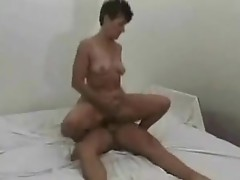 Hardcore mature grandmother porno