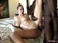 Gianna interracial shagging 3