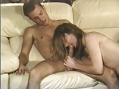 Hot lovers show what they love
