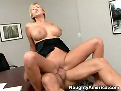 Secretary fucked in her office 1