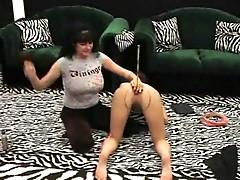 Anal ring toss girl