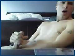 Hot cum in face