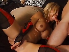 Dominant blonde wants to be pleased