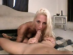 H2O2 blond slut Angelina 3