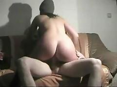 She blows him, he fucks her
