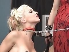 Fetishist lesbians dildo coochies wet from saliva