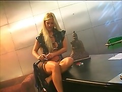 Perfect whore Brooke shows everything she can do