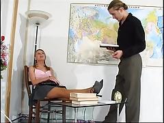 Bad girl & Teacher