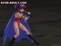 Young Superhero Toon Masturbation