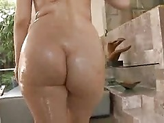 Mya's Big Oiled Butt...F70