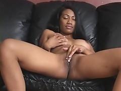 Beautiful Ebony Woman
