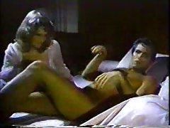 Horny husband in vintage porn