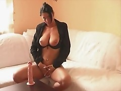 Lonely Wife Masturbating
