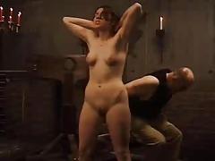SM Women in extreme pain Bondage
