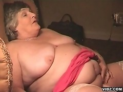 Granny never experience joint pain but multiple orgasms