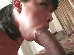 Taking The Whole Monster Cock In Her Tight Ass...F70