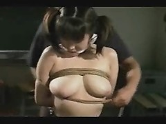 Asian Bondage Orgasm