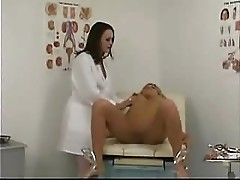 Milf Doctor takes care of this young Pussy...F70