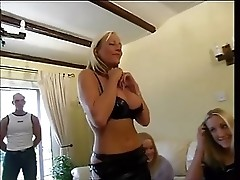 British Donnas dildo party
