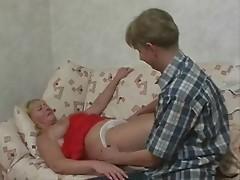 blonde russian mature fucked 2