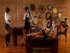 Alektra Blue, Tanya James and Tory Lane And Bobbi Starr Playing Around The