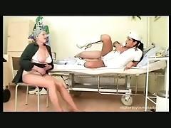 Hot hospital nurse