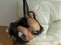 Latex Angel - Beer for Ass