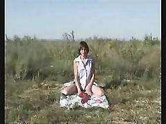 Outdoor Masturbation Lica 01