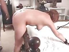 girl spanking