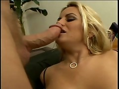 Milf needs some spicy flavor in her poop chute
