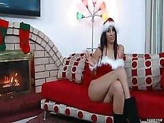 Mrs Santa Claus Cheats On Her Husband With His Assistant